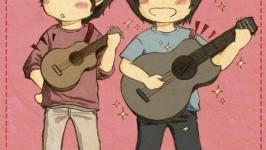 Dan-guitar-dan-ukulele