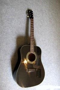 Guitar-acoustic-morris-md-503